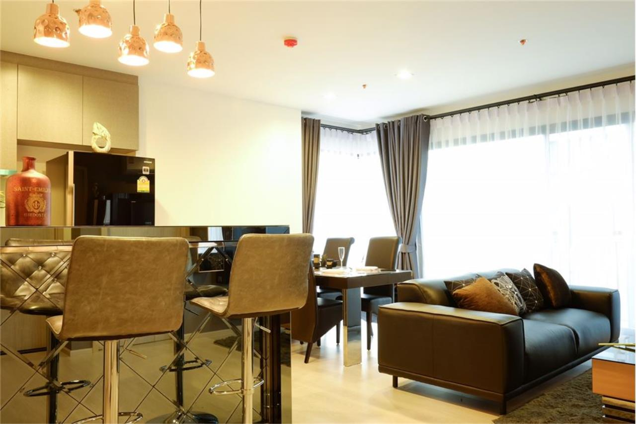 RE/MAX Exclusive Agency's Rhythm Sukumvit 36-38 | Condo in Bangkok | 60K | 2