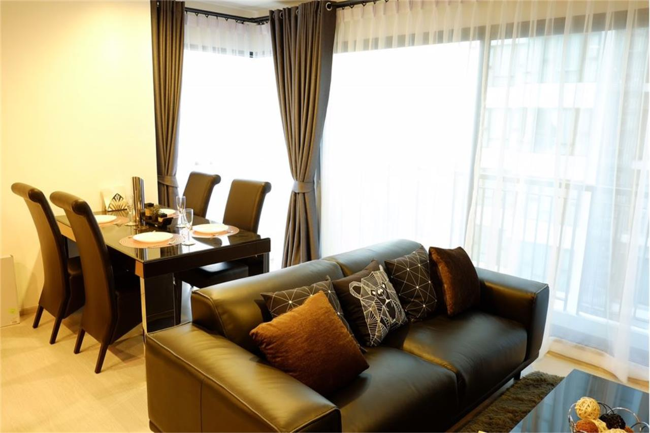 RE/MAX Exclusive Agency's Rhythm Sukumvit 36-38 | Condo in Bangkok | 60K | 3