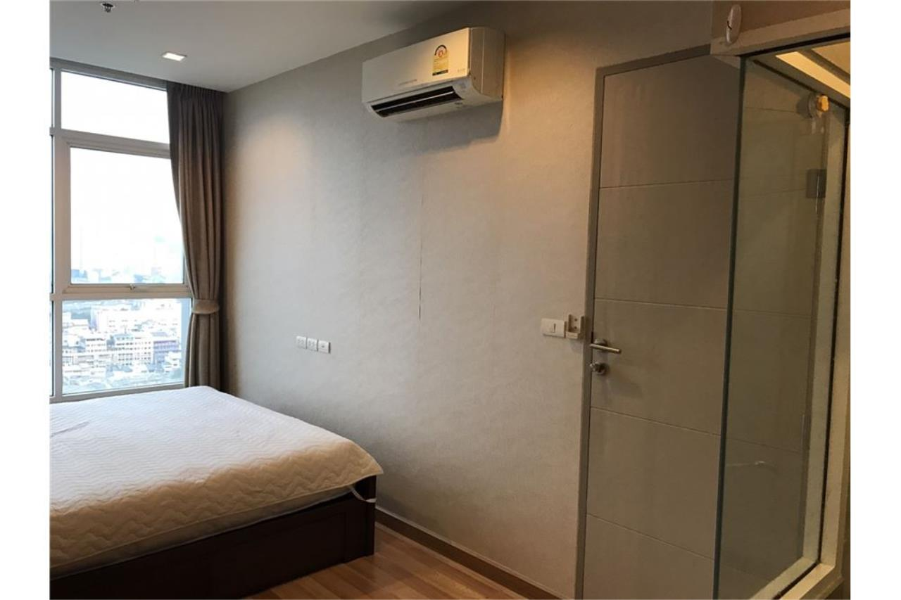 RE/MAX Exclusive Agency's Rent | IDEO VERVE RATCHAPAROP | 25,000 | BANGKOK 8