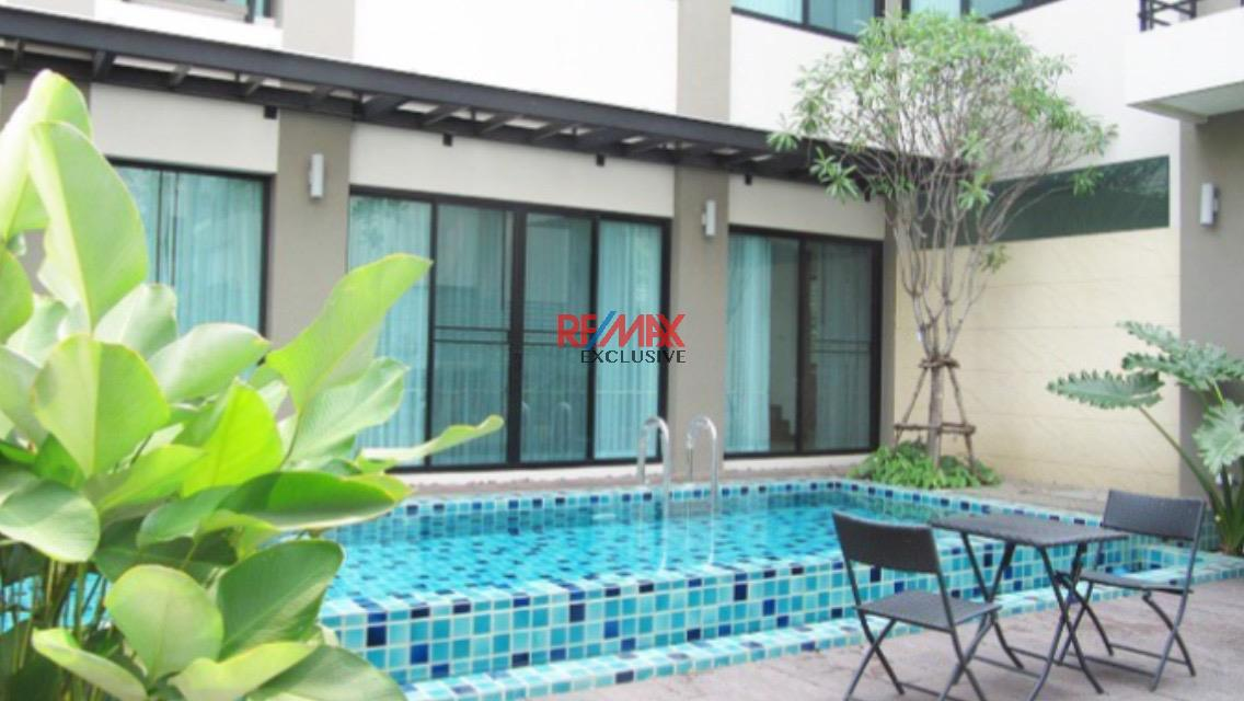 RE/MAX Exclusive Agency's Thonglor House with Private Pool in Secured Compound 3