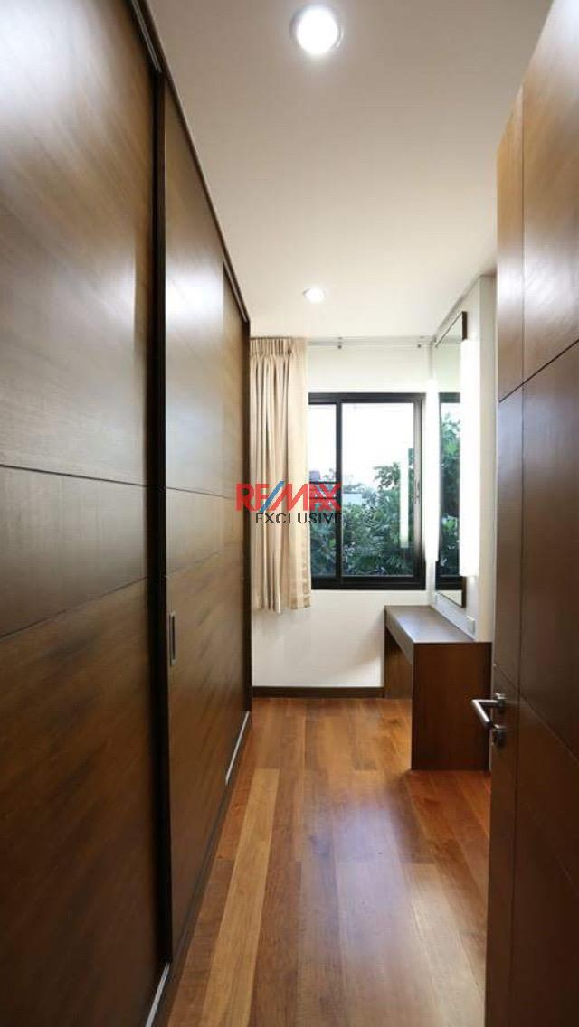 RE/MAX Exclusive Agency's Thonglor House with Private Pool in Secured Compound 10