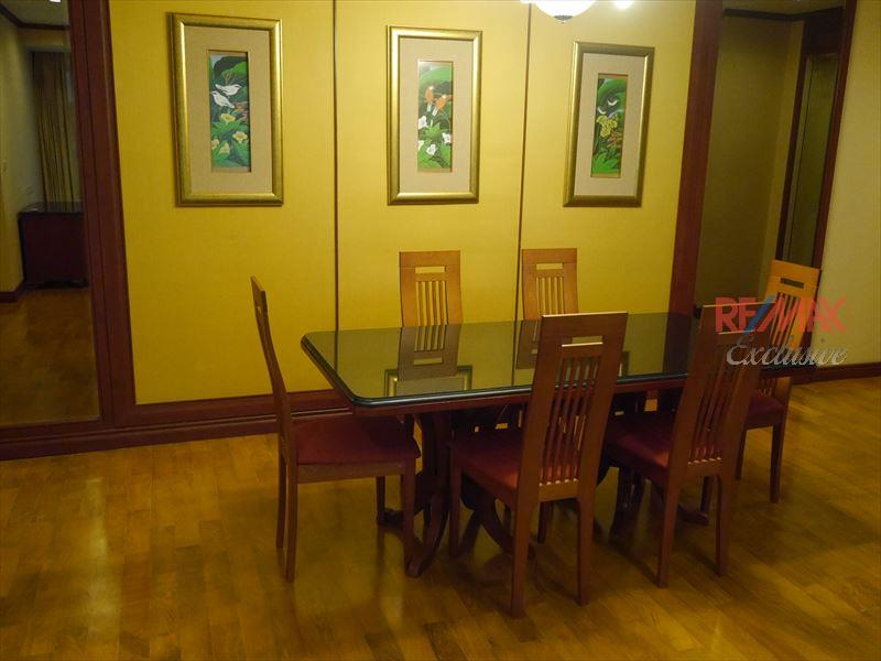 RE/MAX Exclusive Agency's Bangkok 43 Condo, 2 Bedroom, Fully Furnished, 112 SQM  1