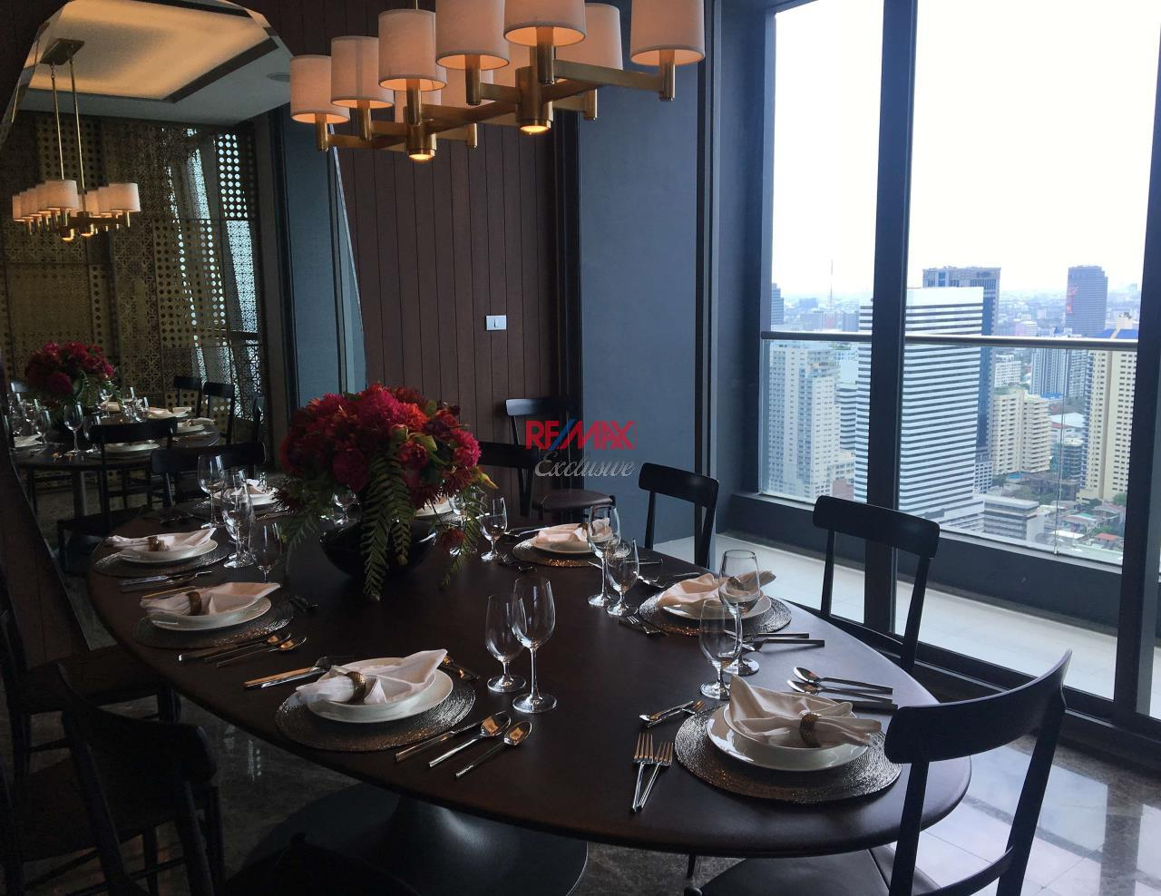 RE/MAX Exclusive Agency's Junior Penthouse, 2+1 Bedroom, Hyde 13, 179SQM, 59,794,267 THB 13