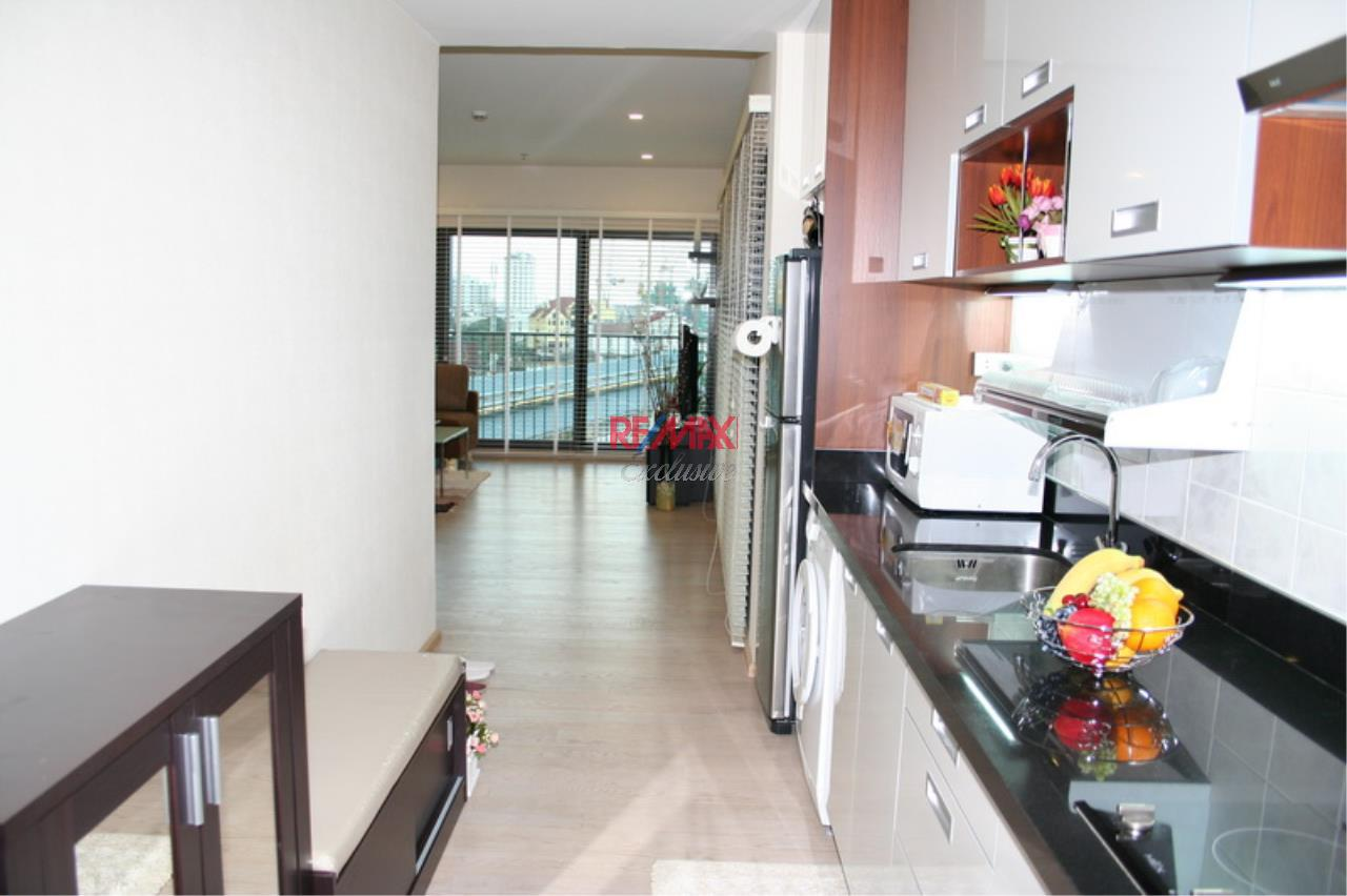 RE/MAX Exclusive Agency's NOBLE REMIX, Sukhumvit 36, 62 Sqm., 1 Bedroom, Fully-Furnished, European Style Decoration - RENT !! 4
