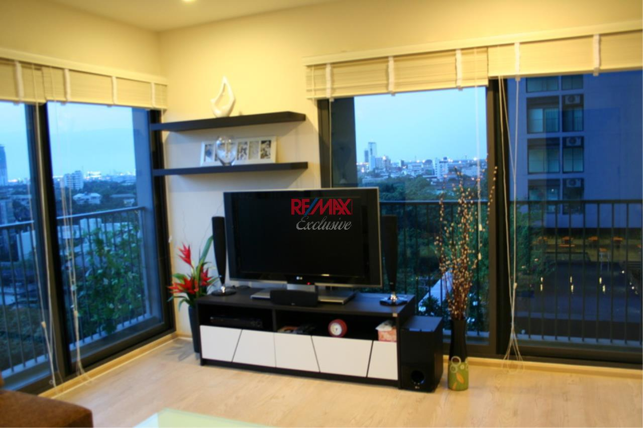 RE/MAX Exclusive Agency's NOBLE REMIX, Sukhumvit 36, 62 Sqm., 1 Bedroom, Fully-Furnished, European Style Decoration - RENT !! 8