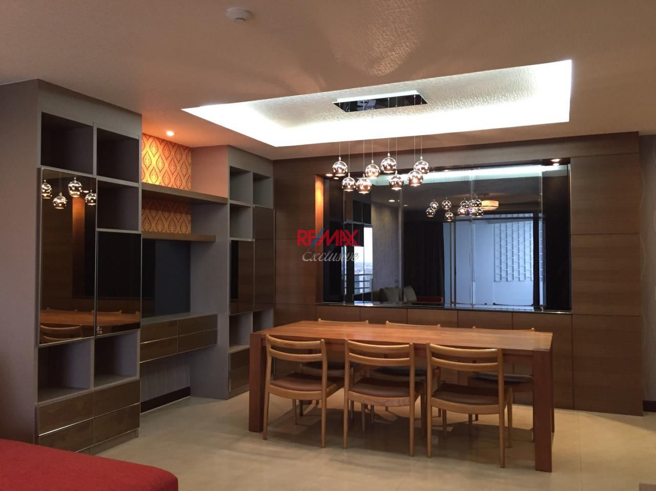 RE/MAX Exclusive Agency's NS Tower Central City Bangna, 118 Sqm. 1 Bedroom, Fully-Furnished, AMAZING VIEW for RENT AND SALE !!! 8