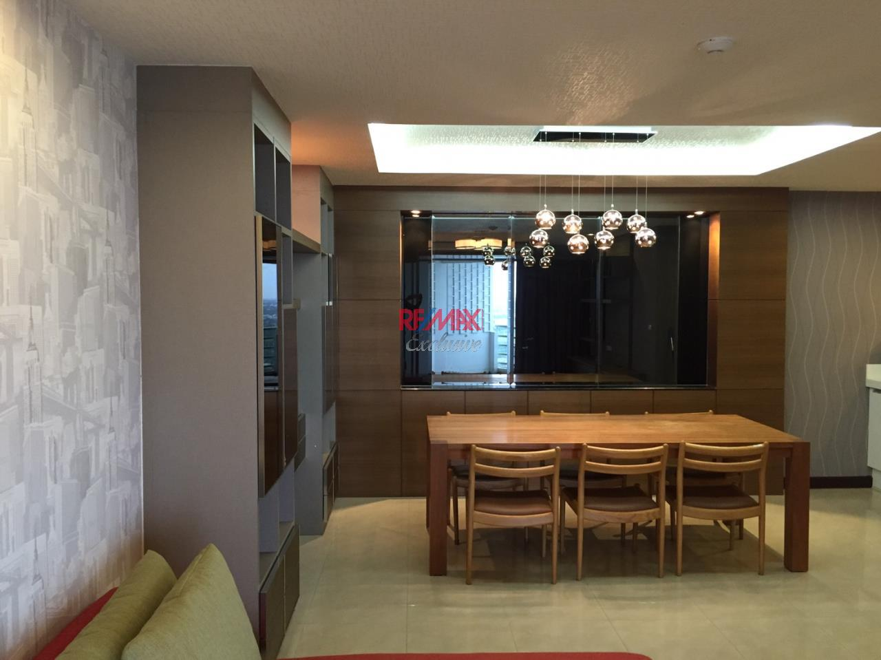 RE/MAX Exclusive Agency's NS Tower Central City Bangna, 118 Sqm. 1 Bedroom, Fully-Furnished, AMAZING VIEW for RENT AND SALE !!! 9