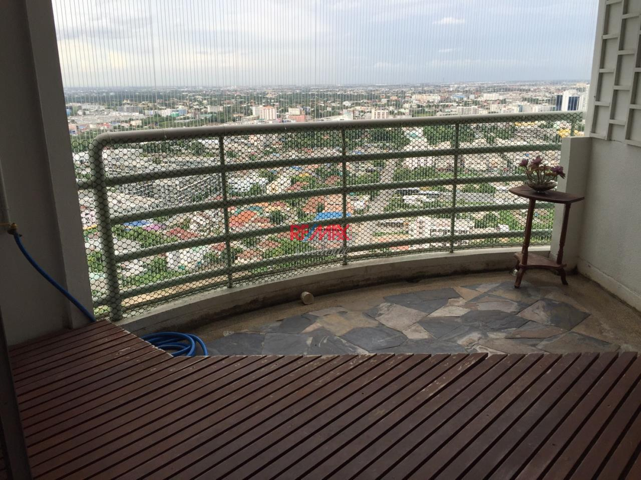 RE/MAX Exclusive Agency's NS Tower Central City Bangna, 118 Sqm. 1 Bedroom, Fully-Furnished, AMAZING VIEW for RENT AND SALE !!! 13