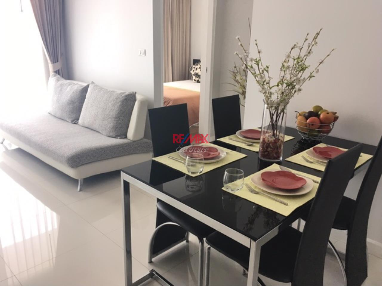 RE/MAX Exclusive Agency's The BLOOM, Sukhumvit 71.,2 Bedroom, 48 Sqm., Fully-Furnished for RENT !! 1