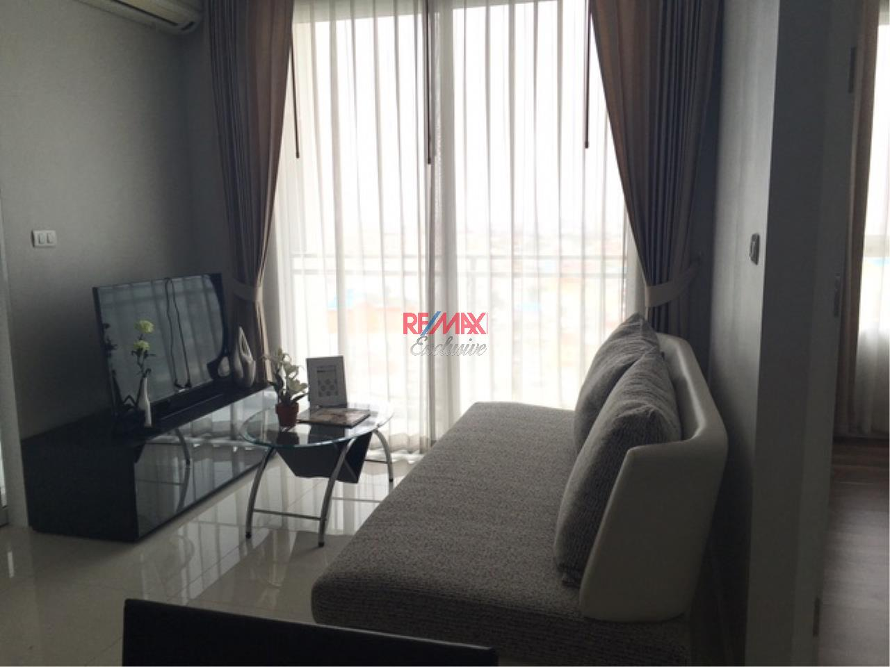 RE/MAX Exclusive Agency's The BLOOM, Sukhumvit 71.,2 Bedroom, 48 Sqm., Fully-Furnished for RENT !! 2