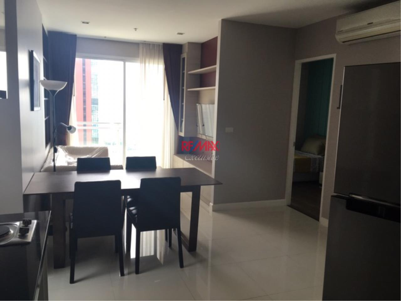 RE/MAX Exclusive Agency's The BLOOM, Sukhumvit 71.,2 Bedroom, 59 Sqm., Fully-Furnished, EXCLUSIVE UNIT, TOP FLOOR for RENT !! 2