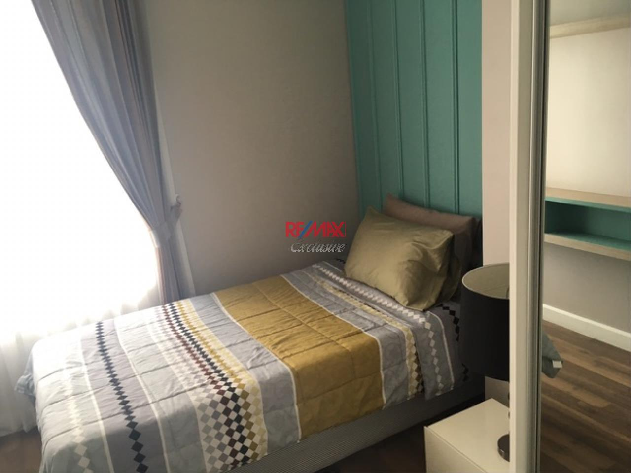 RE/MAX Exclusive Agency's The BLOOM, Sukhumvit 71.,2 Bedroom, 59 Sqm., Fully-Furnished, EXCLUSIVE UNIT, TOP FLOOR for RENT !! 8