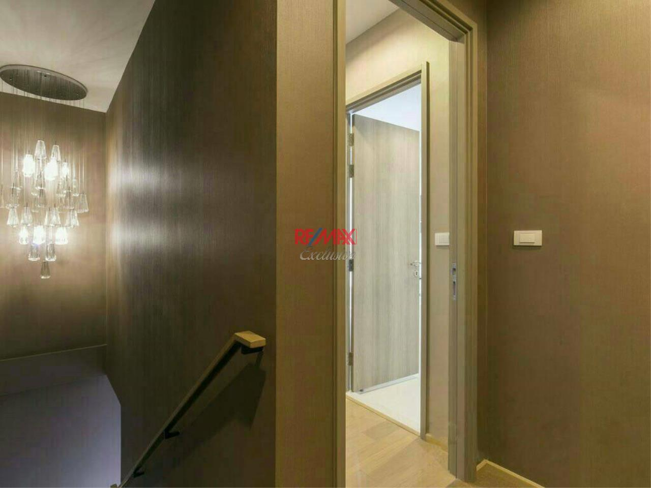 RE/MAX Exclusive Agency's HQ Thonglor., 1 Bedroom DUPLEX, 80 Sqm. Fully-Furnished, Stunning View For Sale with Tenant !!! 8