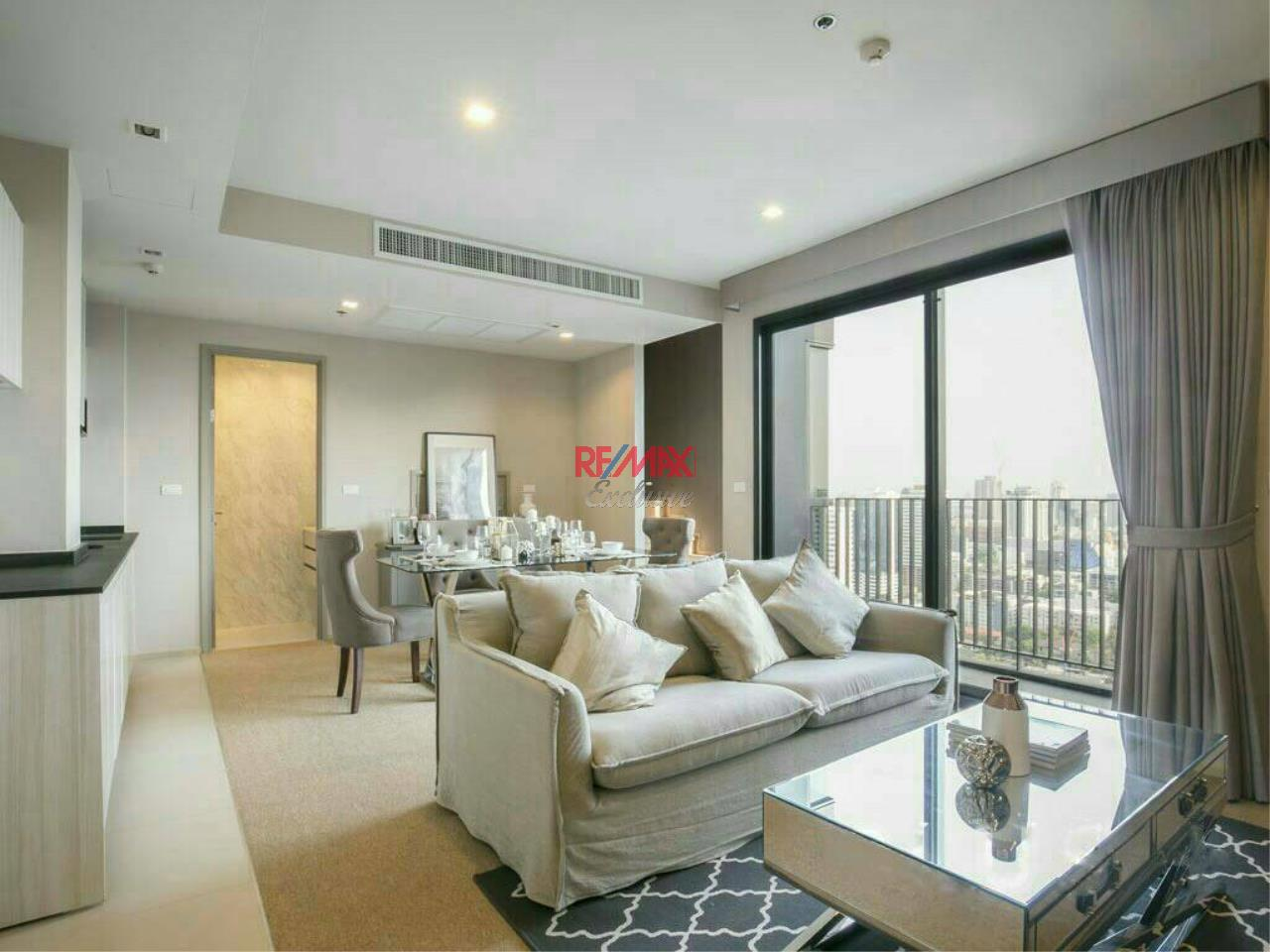 RE/MAX Exclusive Agency's HQ Thonglor., 1 Bedroom DUPLEX, 80 Sqm. Fully-Furnished, Stunning View For Sale with Tenant !!! 1