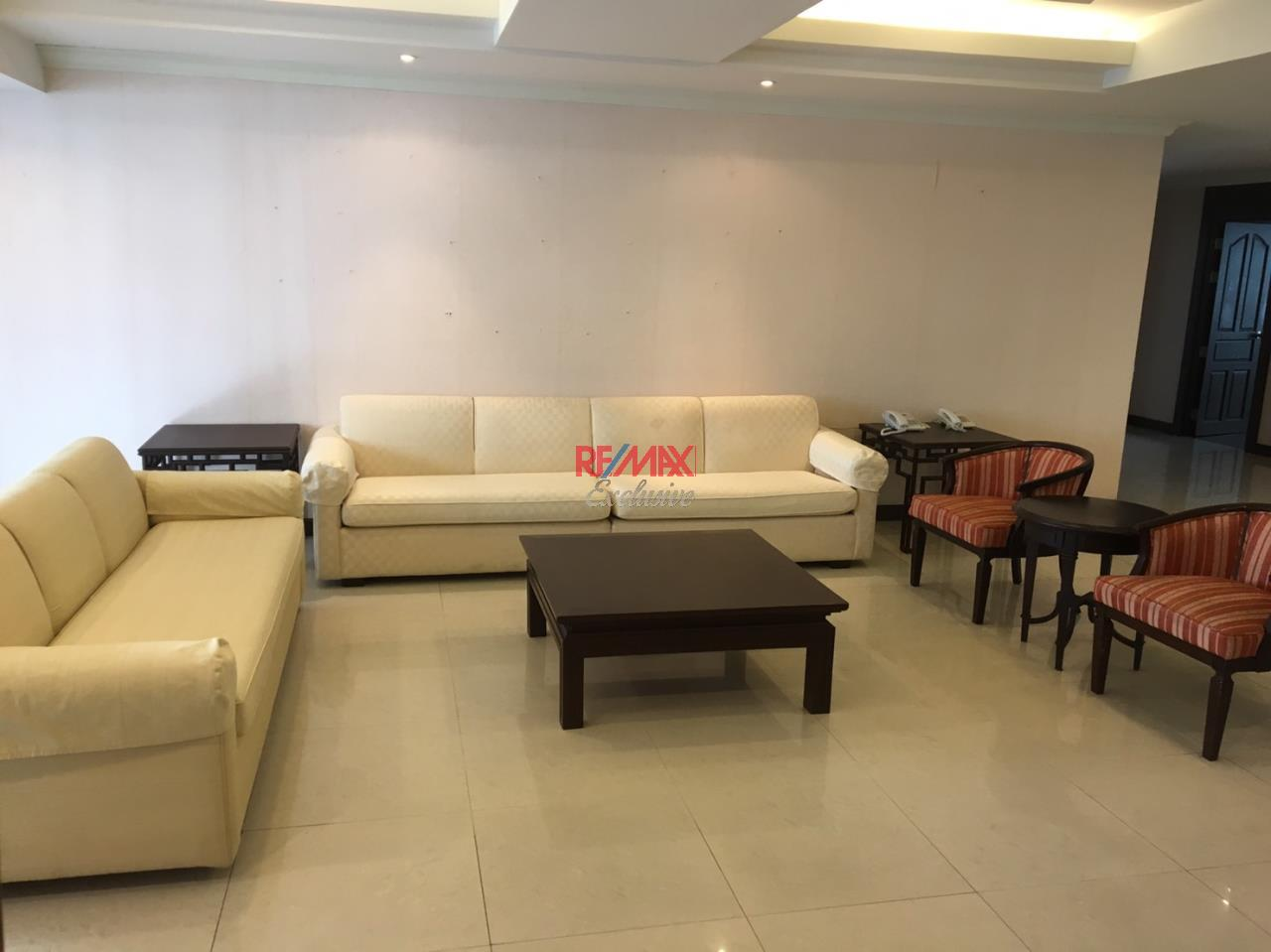 RE/MAX Exclusive Agency's Hawaii Tower, 3 Bedroom, 330 Sqm., Fully-Furnished, Special Price for RENT !!! 1