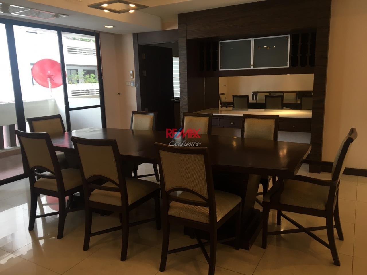 RE/MAX Exclusive Agency's Hawaii Tower, 3 Bedroom, 330 Sqm., Fully-Furnished, Special Price for RENT !!! 4