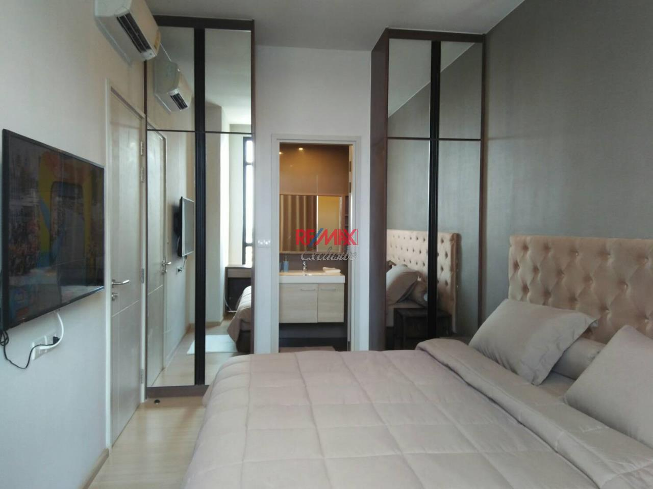 RE/MAX Exclusive Agency's The Capital Ekamai - Thonglor, 2 Bedroom 54 Sqm. for Rent 2