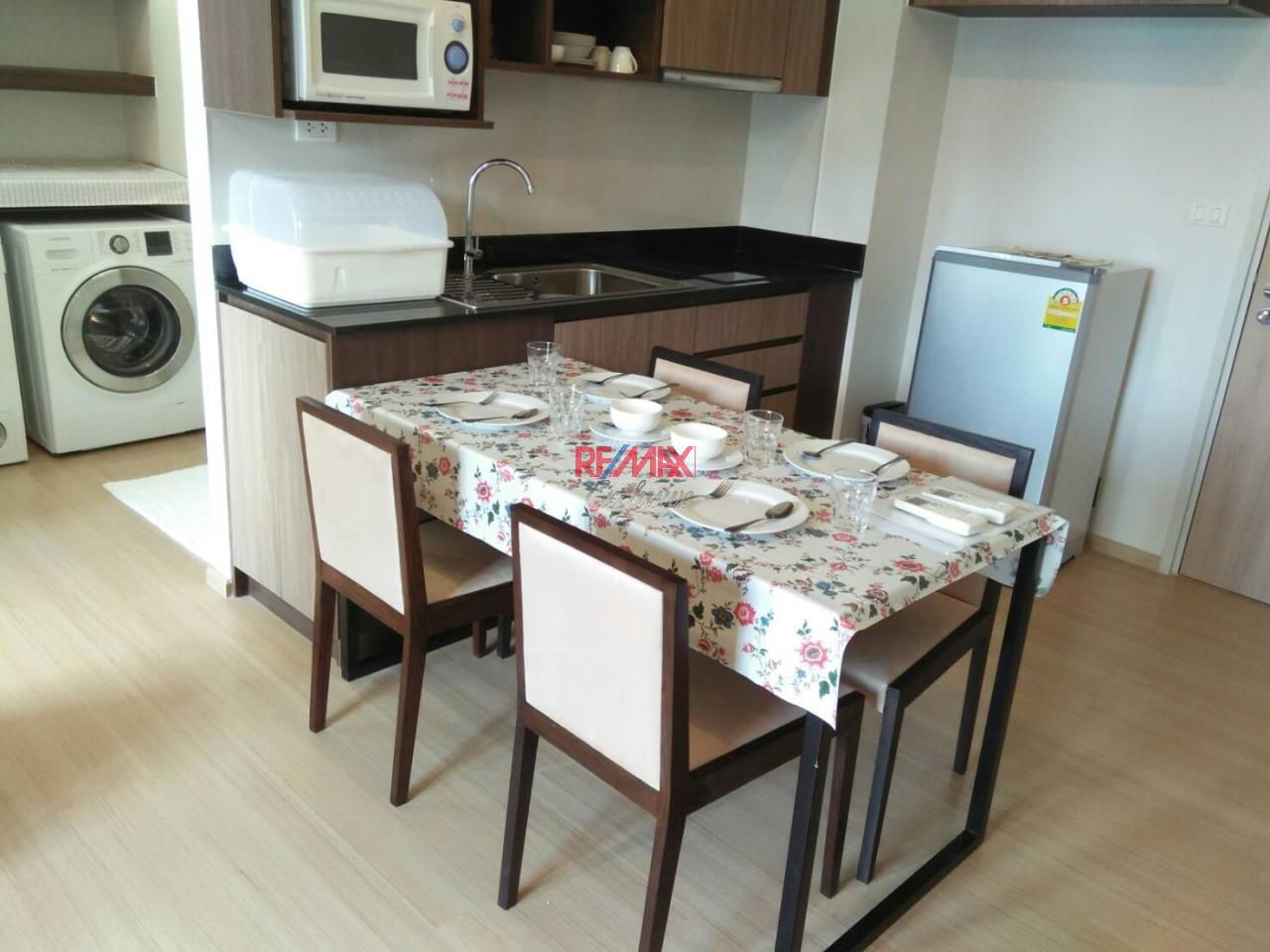 RE/MAX Exclusive Agency's The Capital Ekamai - Thonglor, 2 Bedroom 54 Sqm. for Rent 8