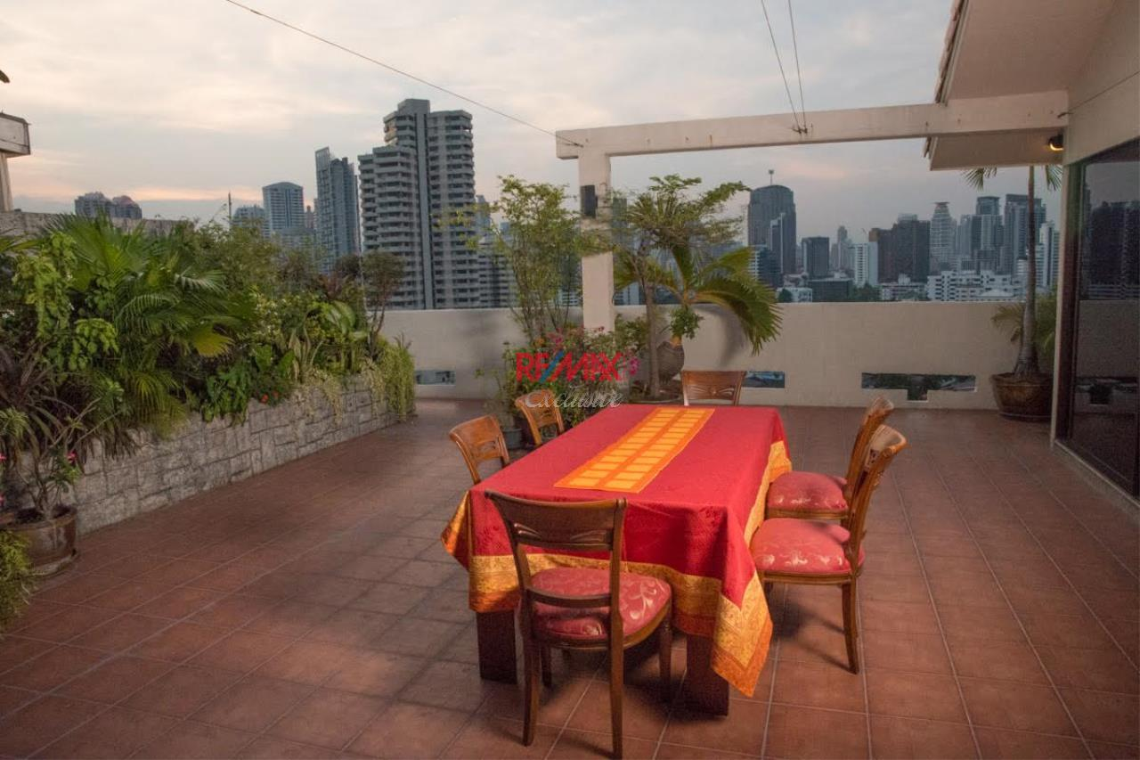 RE/MAX Exclusive Agency's Stunning Penthouse, Baan Sukhumvit, for Sale 6