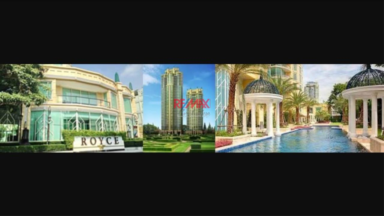 RE/MAX Exclusive Agency's Royce Private Residence, 2 Bedroom 112 Sqm. for Rent best price 14
