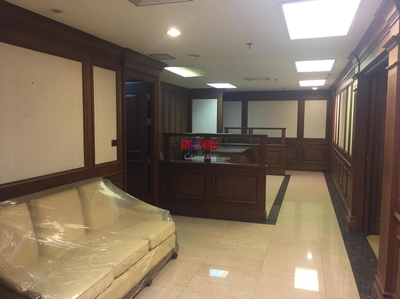 RE/MAX Exclusive Agency's PS Tower Office Space for Rent in Downtown of Sukhumvit 225,000/ month   6