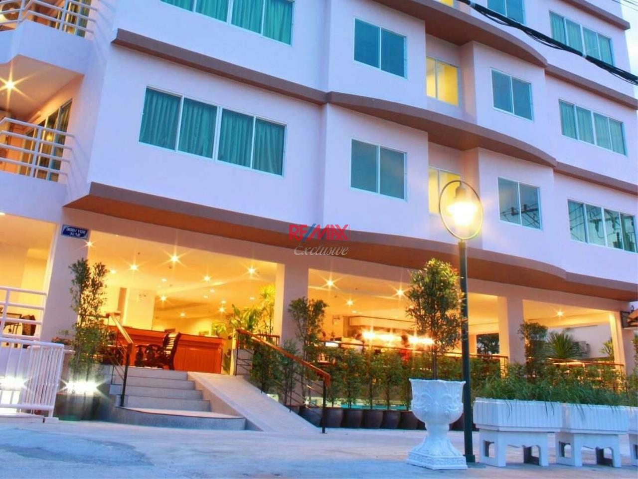 RE/MAX Exclusive Agency's Hotel with 80 Rooms for sale in Partumnak Pattaya Chonburi Great Price 130,000,000 1