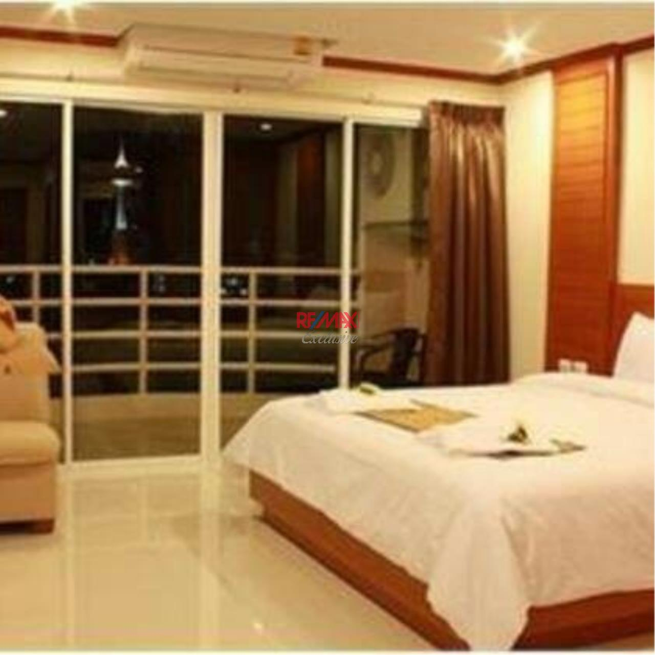 RE/MAX Exclusive Agency's Hotel with 80 Rooms for sale in Partumnak Pattaya Chonburi Great Price 130,000,000 3