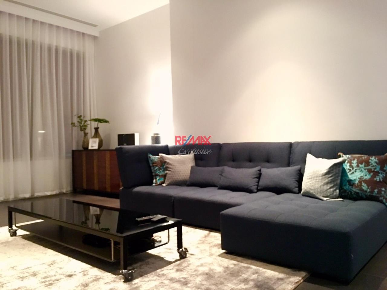 RE/MAX Exclusive Agency's 185 Rajadamri 2 Bedroom for Rent and Sale  1