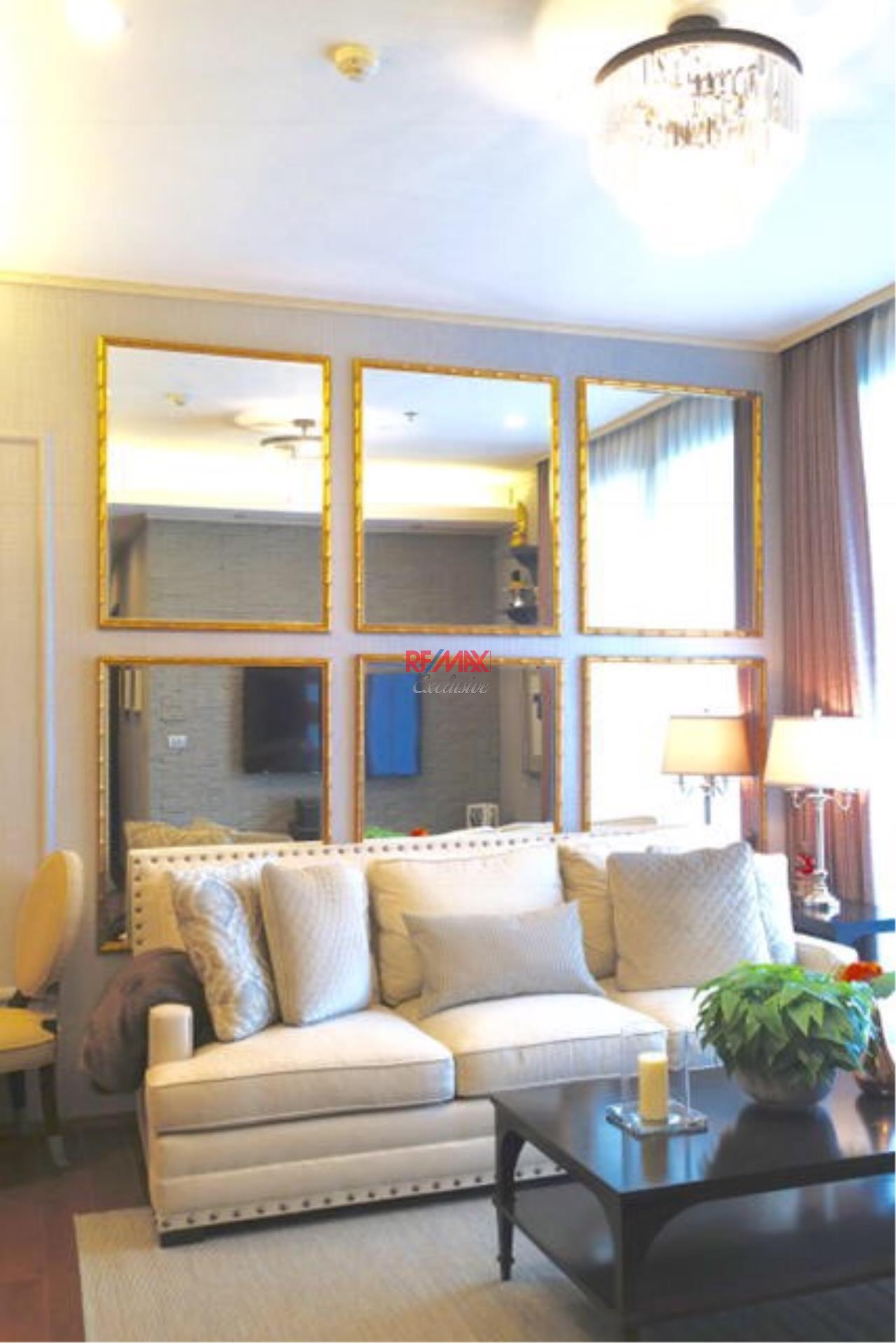 RE/MAX Exclusive Agency's Quattro 2 bedroom luxury deco for rent 75,000 THb 1