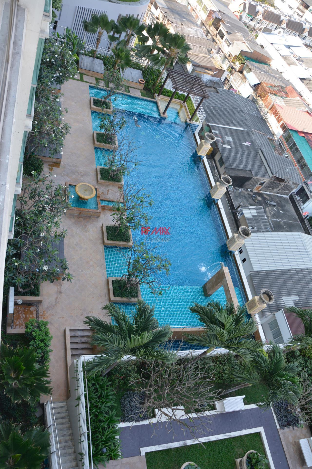 RE/MAX Exclusive Agency's Le Luk Studio 39.01 SQM for sale 5,500,000 THB 9
