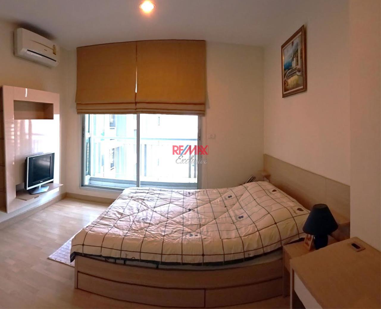 RE/MAX Exclusive Agency's Rhythm Ratchada 1 Bedroom with Sky Kitchen for Rent 20,000 THB 4
