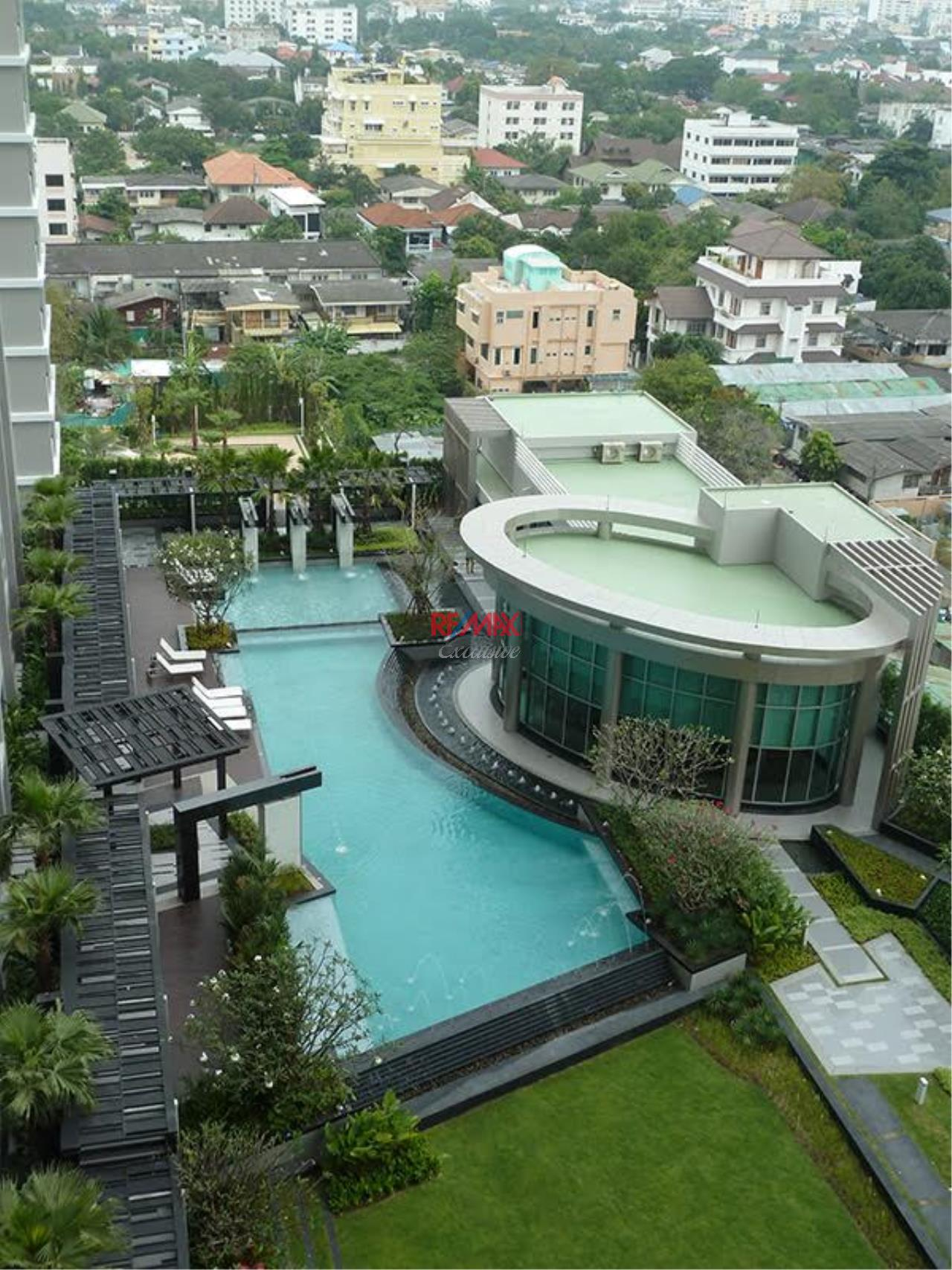 RE/MAX Exclusive Agency's Rhythm Ratchada 1 Bedroom with Sky Kitchen for Rent 20,000 THB 7