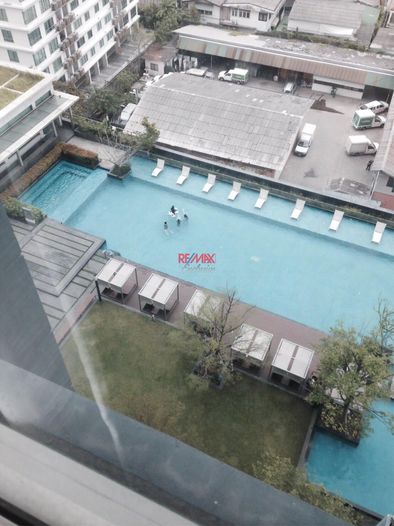 RE/MAX Exclusive Agency's Siri At Sukhumvit 2 Bedroom for rent 60,000 THB 4