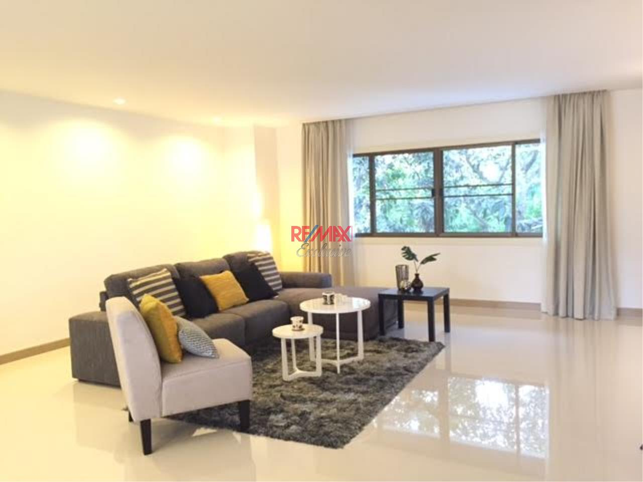 RE/MAX Exclusive Agency's Big Space Apartment in Thonglor for rent 86,000 THB 1