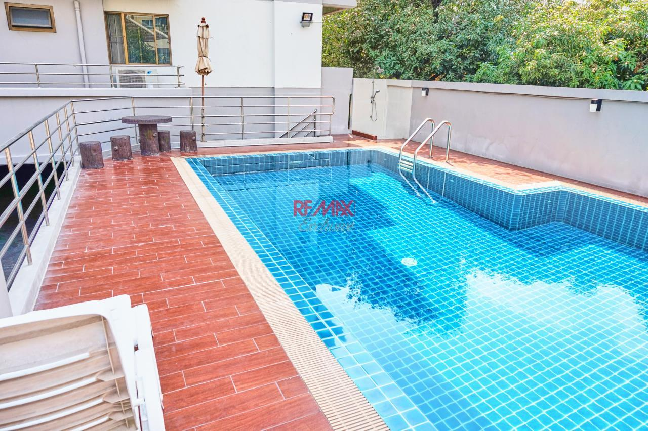 RE/MAX Exclusive Agency's Big Space Apartment in Thonglor for rent 86,000 THB 12