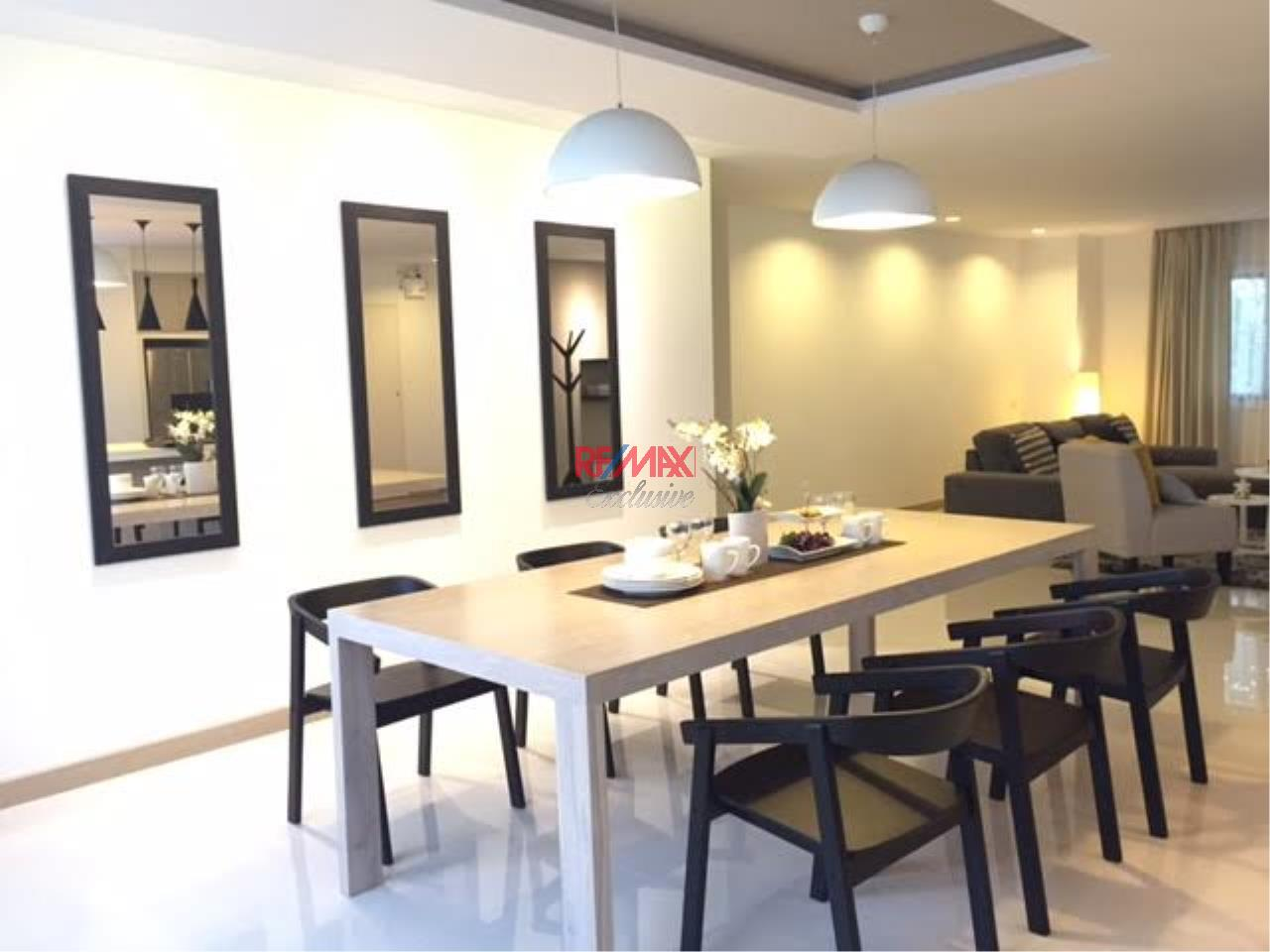 RE/MAX Exclusive Agency's Big Space Apartment in Thonglor for rent 86,000 THB 3