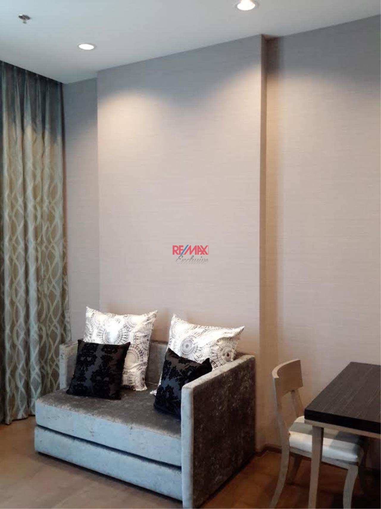 RE/MAX Exclusive Agency's The Diplomat Sathorn 1 Bedroom for rent 40,000 THB 10