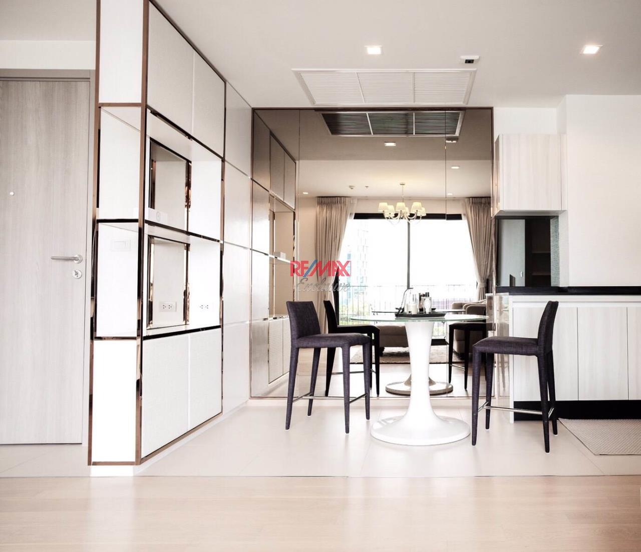 RE/MAX Exclusive Agency's HQ Thonglor, 2 Bedrooms  2, Bathrooms 80 Sqm., With Fully Equipped Living and Kitchen Room, For Rent!! 7