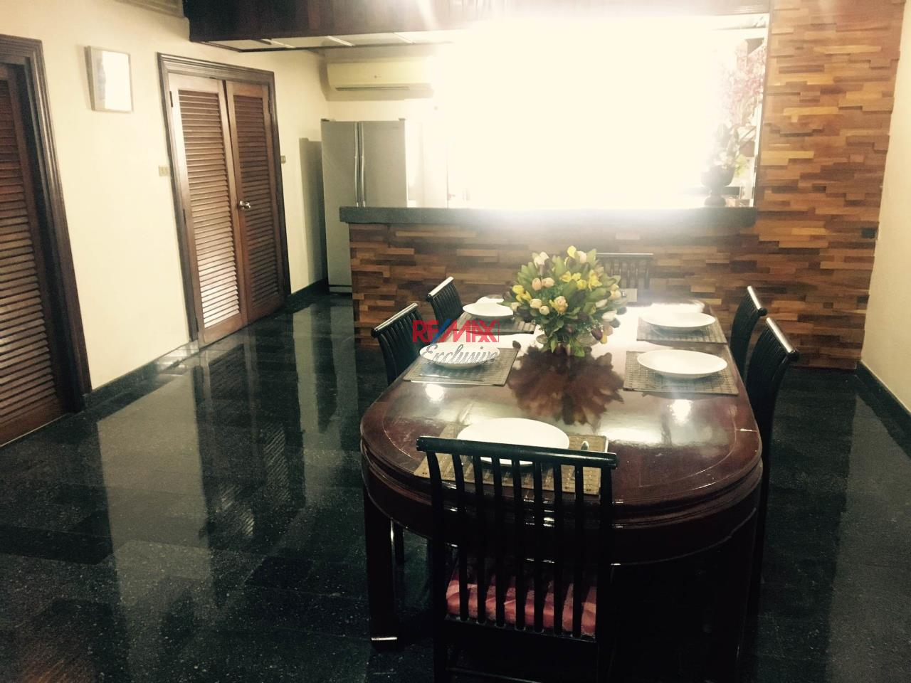 RE/MAX Exclusive Agency's Townhouse In Secured Compound, On Nut Area, 3 Bedrooms, 350 Sqm., For Rent 50,000 THB 5