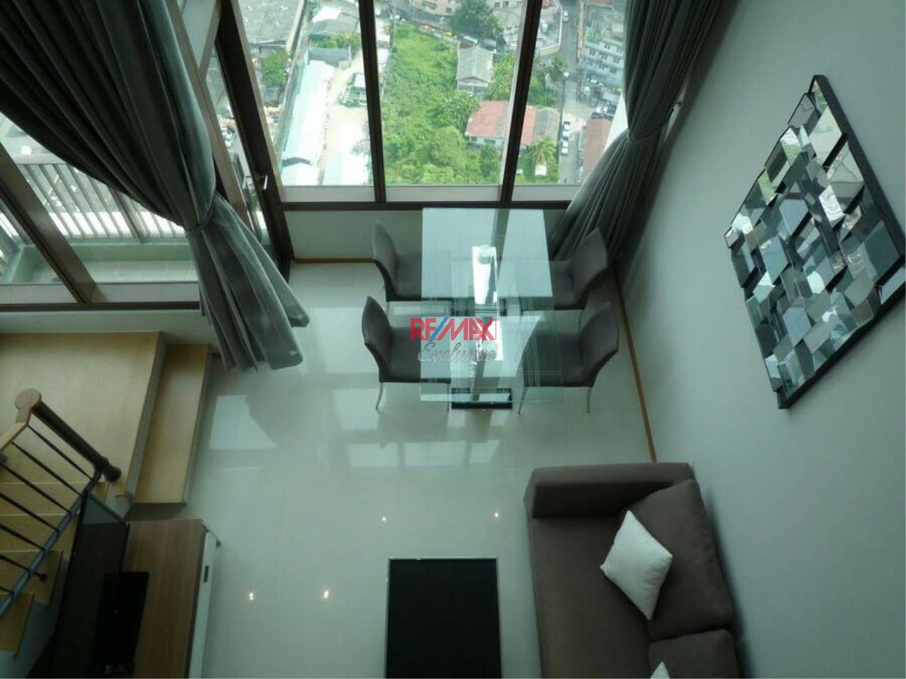 RE/MAX Exclusive Agency's Emporio Place Duplex 1 Bedroom 83 Sqm., For Rent 60,000 THB 1