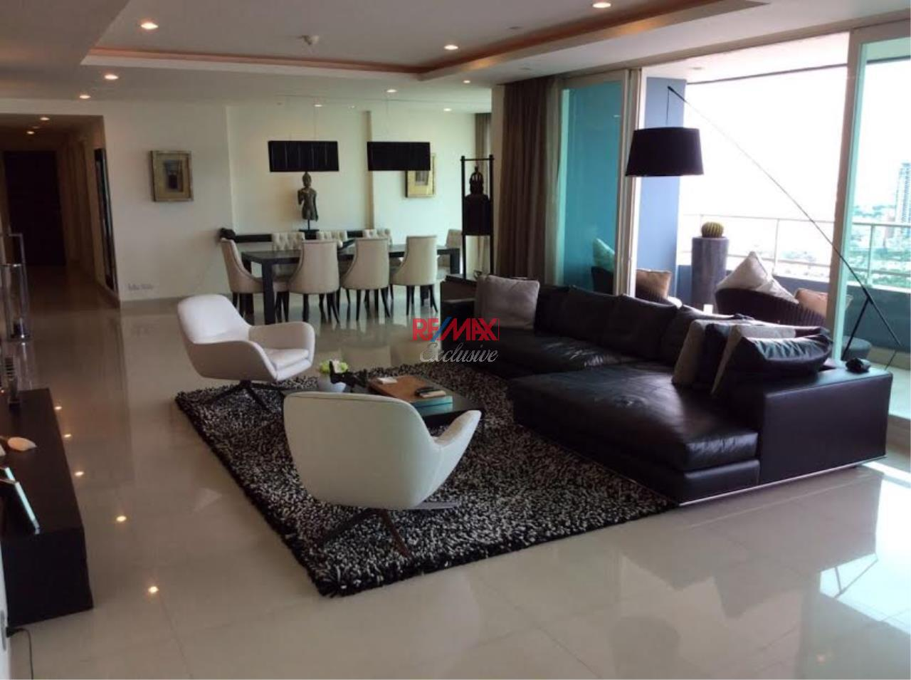 RE/MAX Exclusive Agency's Watermark Chaophraya Condominium, 4 bedrooms, 4 bathrooms, For Sale 47,500,000 THB 2