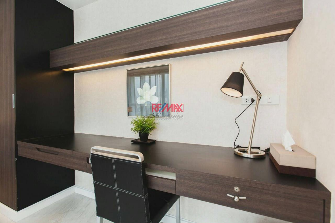 RE/MAX Exclusive Agency's URBANA Langsuan CBD, 1 Bedroom, 1 Bathroom, Only For Rent 55,000 THB 5