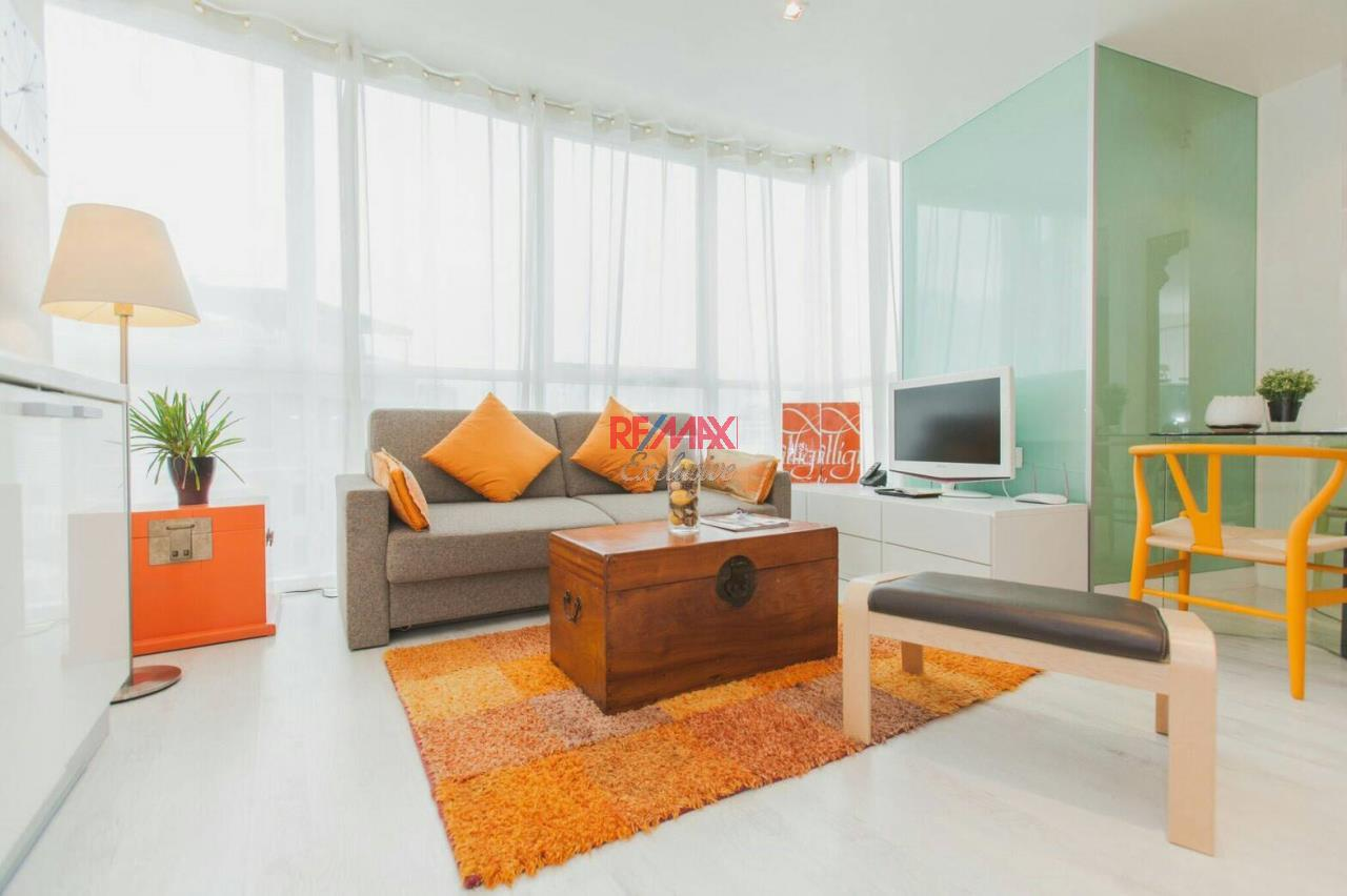 RE/MAX Exclusive Agency's URBANA Langsuan CBD, 1 Bedroom, 1 Bathroom, Only For Rent 55,000 THB 1