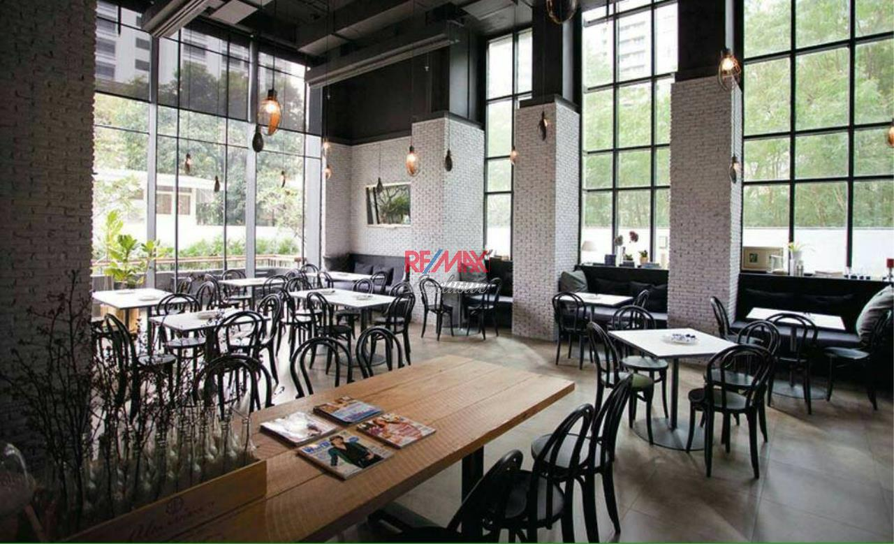 RE/MAX Exclusive Agency's URBANA Langsuan CBD, 1 Bedroom, 1 Bathroom, Only For Rent 55,000 THB 14