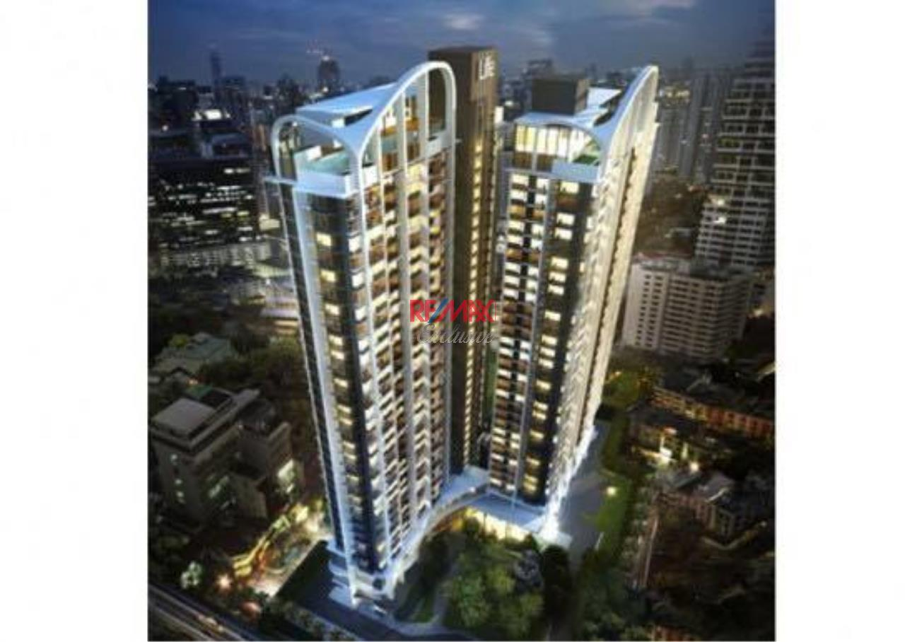 RE/MAX Exclusive Agency's Trendy 1 bedroom for sale @Life Ratchada - Huay Kwang 12