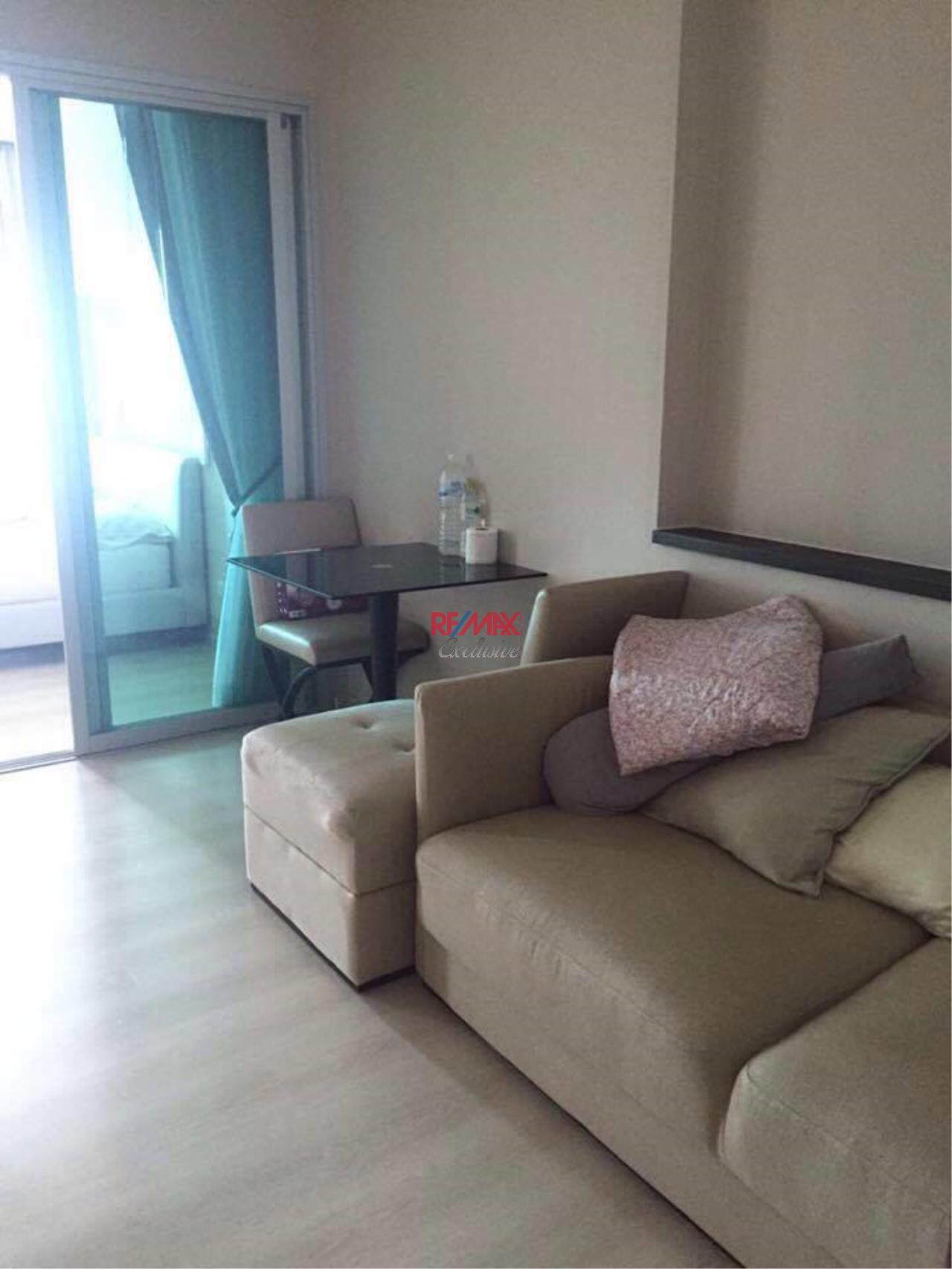 RE/MAX Exclusive Agency's Trendy 1 bedroom for sale @Life Ratchada - Huay Kwang 2