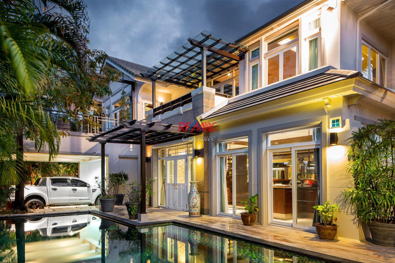 RE/MAX Exclusive Agency's Reduced Price 33,000,000 THB Ekamai-Ramintra House 2