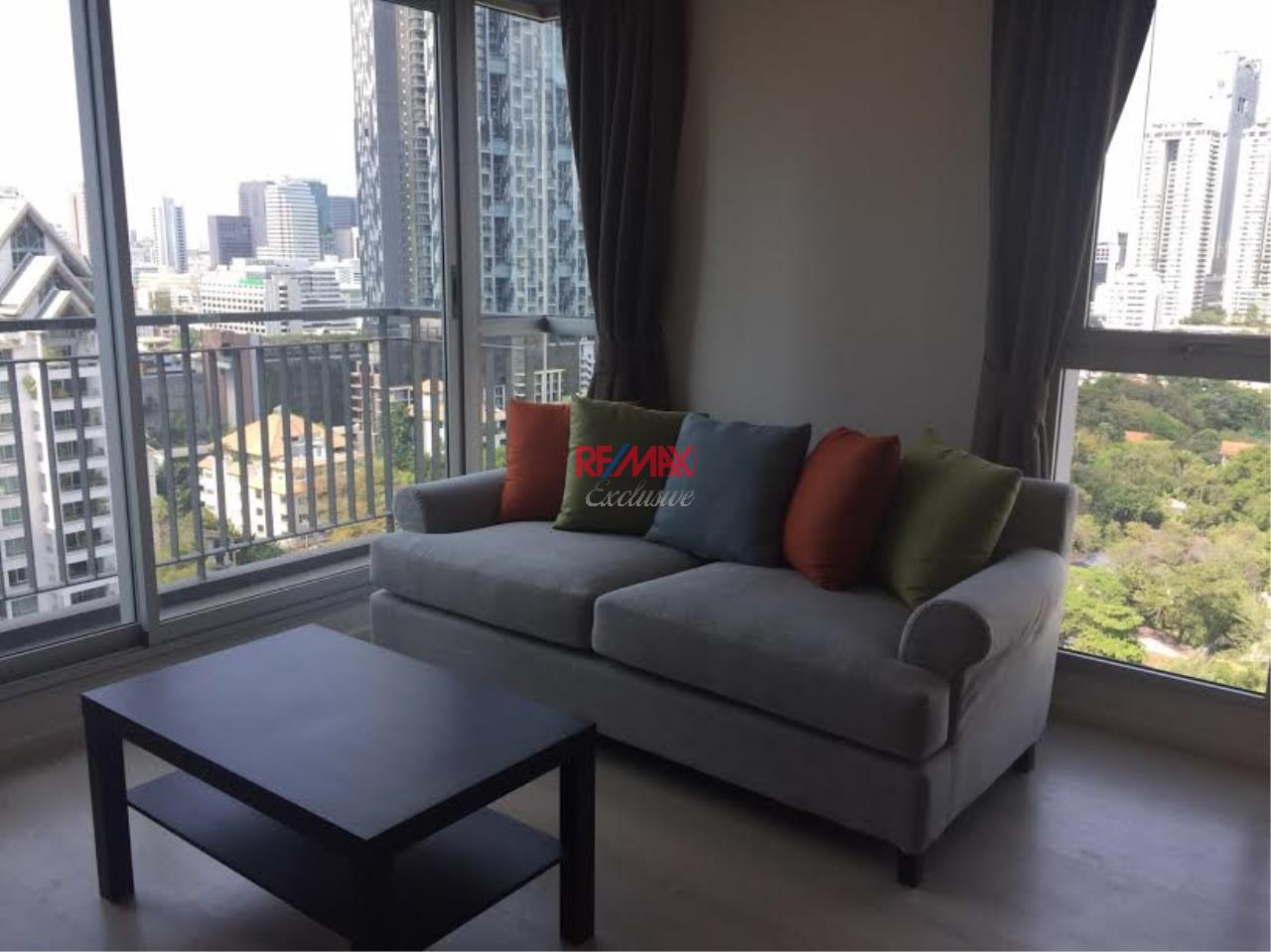 RE/MAX Exclusive Agency's Rhytm Sathorn, 2 Bedrooms, 2 Bathrooms, For Rent Only 50,000 THB 1