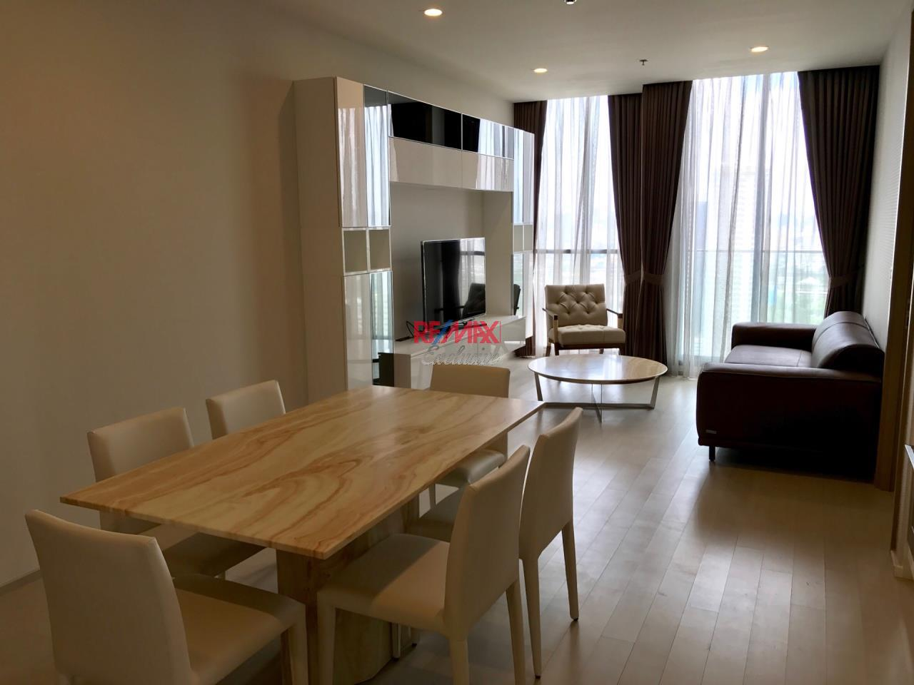 RE/MAX Exclusive Agency's Noble Ploenchit 2 Bedrooms, 2 Bathrooms, 85 Sqm., For Rent and Sale!! 1