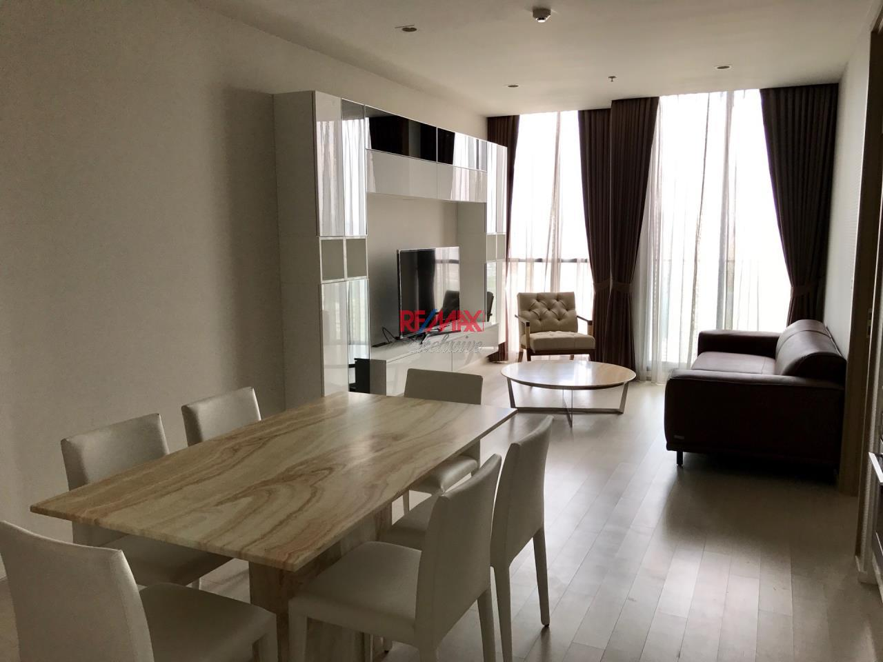 RE/MAX Exclusive Agency's Noble Ploenchit 2 Bedrooms, 2 Bathrooms, 85 Sqm., For Rent and Sale!! 2